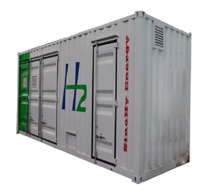 Alkaline Water Electrolysis and Refueling Equipment