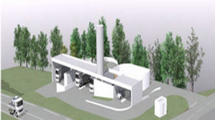 On-site hydrogen generation and refueling station