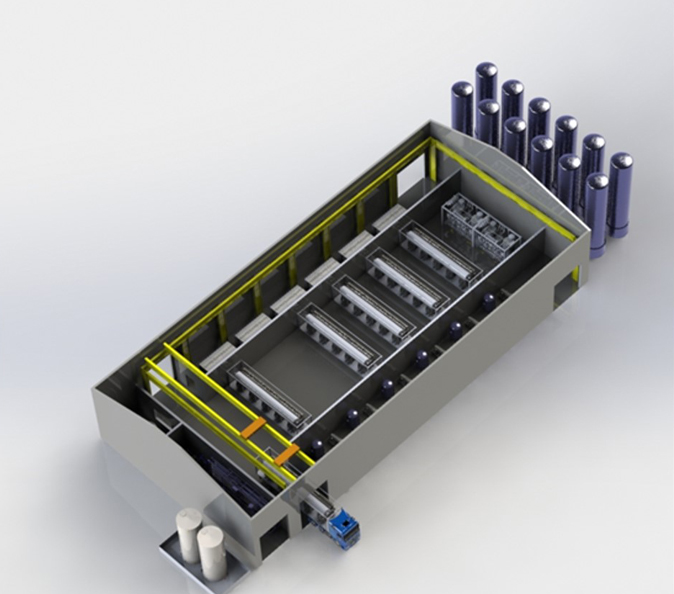 Renewable Energy Water Electrolysis and Energy Storage System(5-100MW)