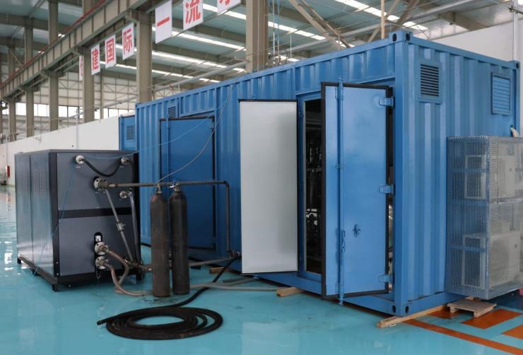 Hydrogen Steelmaking Project