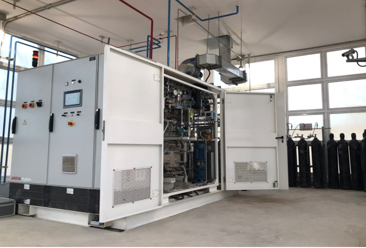 Pure Water Electrolysis Equipment