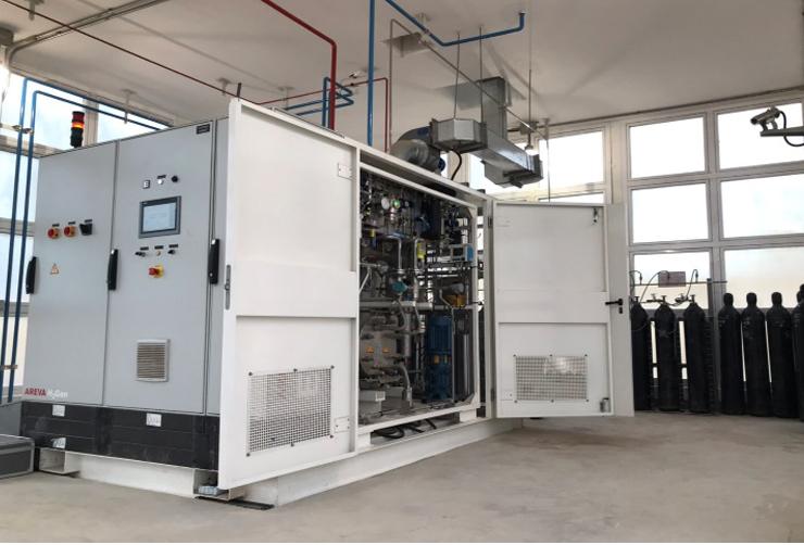 Pure Water Electrolysis Equipment