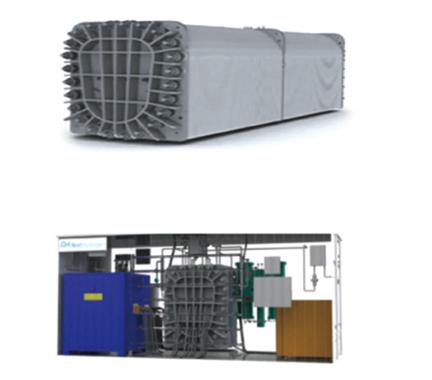 Wide Frequency Alkaline Water Electrolysis Hydrogen Generator